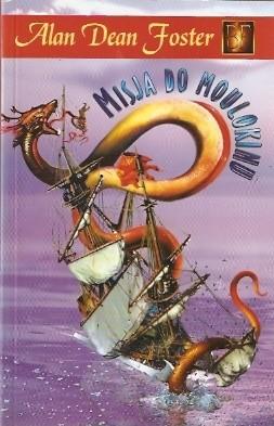Okładka książki Misja do Moulokinu