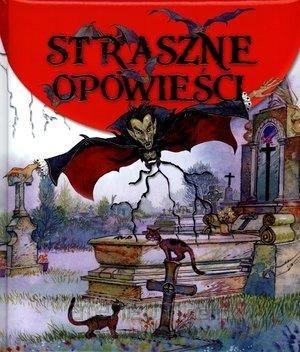 Okładka książki Straszne opowieści
