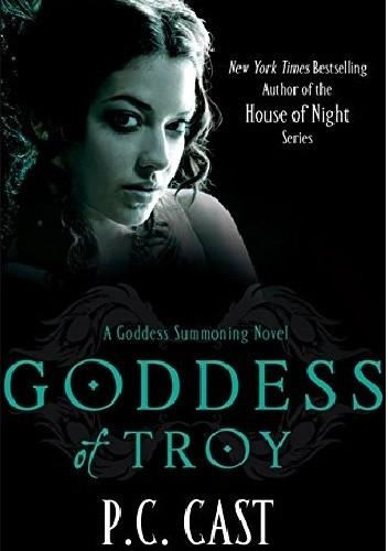 Okładka książki Goddess of Troy