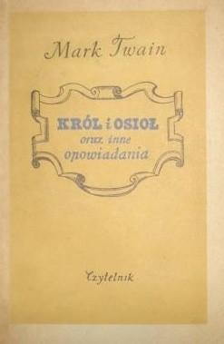Okładka książki Król i osioł oraz inne opowiadania