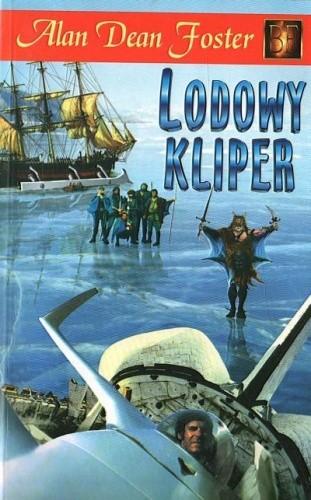 Okładka książki Lodowy kliper