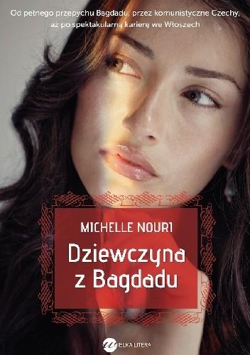Okładka książki Dziewczyna z Bagdadu
