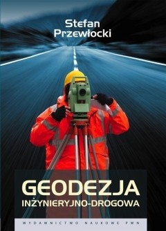 Okładka książki Geodezja inżynieryjno-drogowa