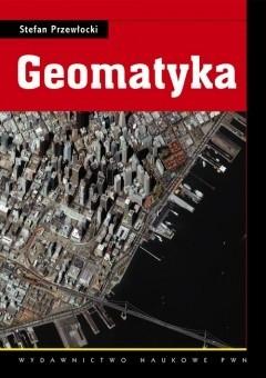 Okładka książki Geomatyka