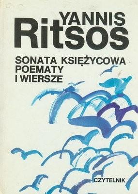 Okładka książki Sonata Księżycowa Poematy i Wiersze