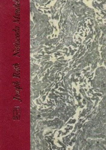 Okładka książki Nosiwoda Mendel