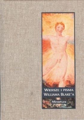 Okładka książki Wiersze i pisma Williama Blake'a