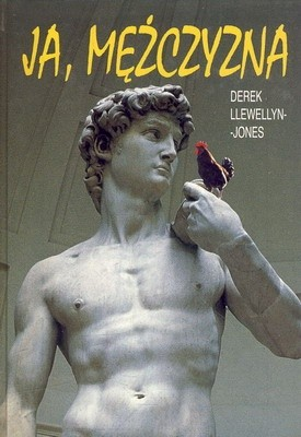 Okładka książki Ja, mężczyzna