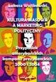 Okładka książki Kultura masowa a marketing polityczny