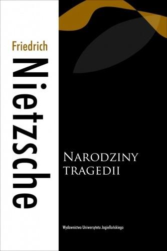 Okładka książki Narodziny tragedii