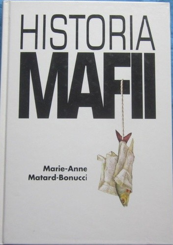 Okładka książki Historia mafii