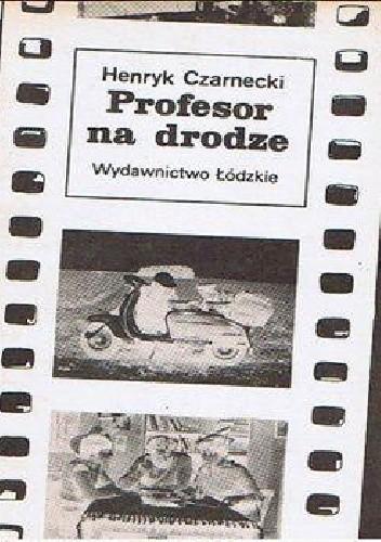 Okładka książki Profesor na drodze