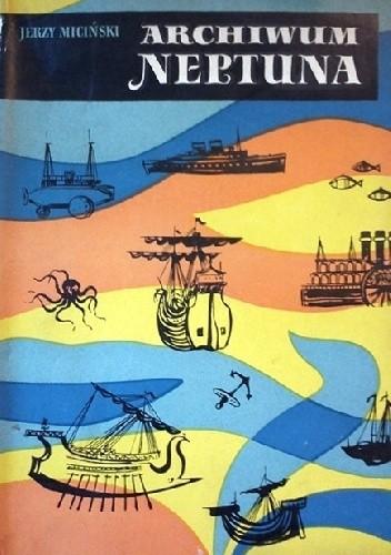 Okładka książki Archiwum Neptuna