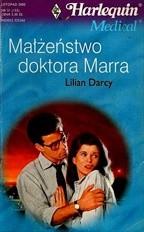 Okładka książki Małżeństwo doktora Marra