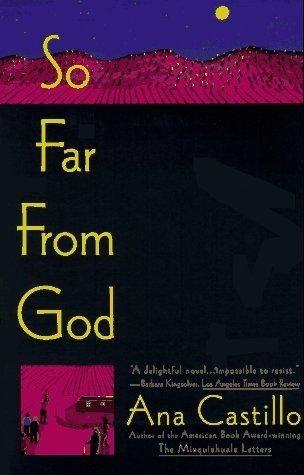 Okładka książki So Far From God