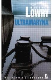 Okładka książki Ultramaryna