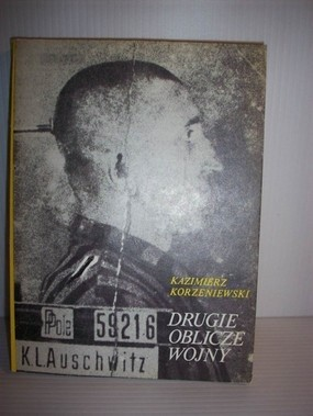 Okładka książki Drugie oblicze wojny: Pamiętnik więźnia obozu koncentracyjnego nr 59216