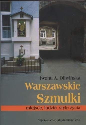 Okładka książki Warszawskie Szmulki