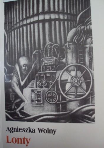 Okładka książki Lonty