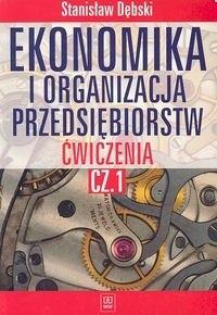 Okładka książki Ekonomika i organizacja przedsiębiorstw