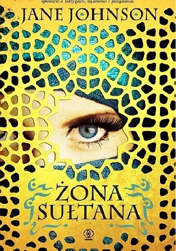Okładka książki Żona sułtana