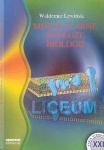 Okładka książki Molekularne podłoże biologii