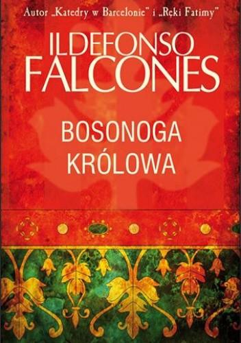 Okładka książki Bosonoga królowa