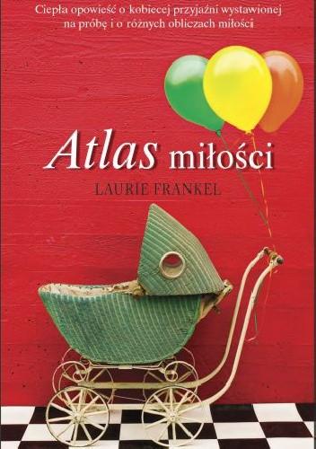 Okładka książki Atlas miłości