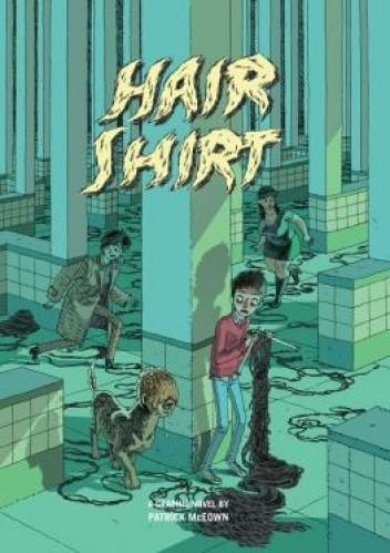 Okładka książki Hairshirt