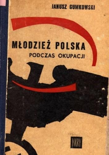 Okładka książki Młodzież polska podczas okupacji