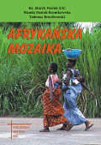 Okładka książki Afrykańska mozaika