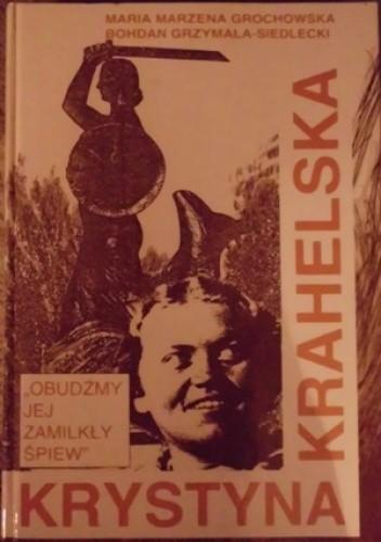 Okładka książki Krystyna Krahelska.