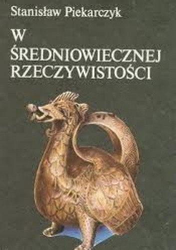 Okładka książki W średniowiecznej rzeczywistości