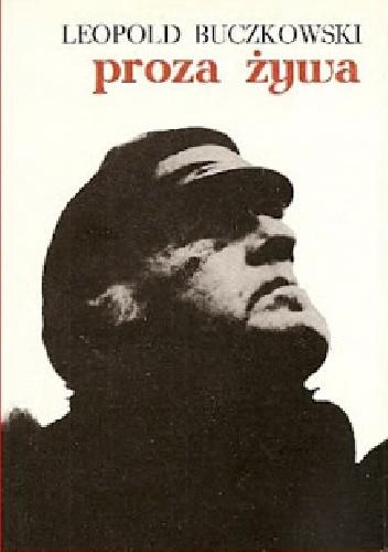 Okładka książki Proza żywa
