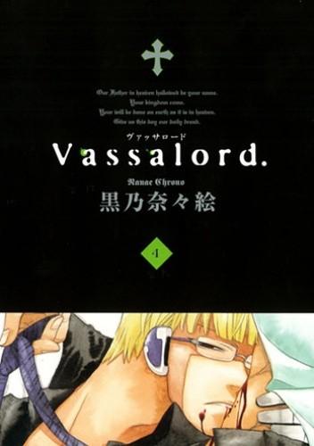 Okładka książki Vassalord t. 4