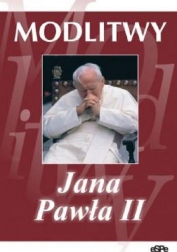 Okładka książki Modlitwy Jana Pawła II