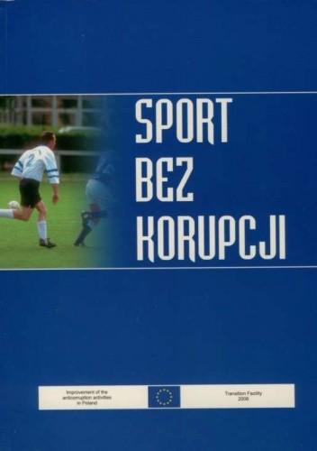 Okładka książki Sport bez korupcji