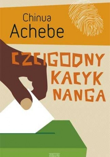 Okładka książki Czcigodny Kacyk Nanga