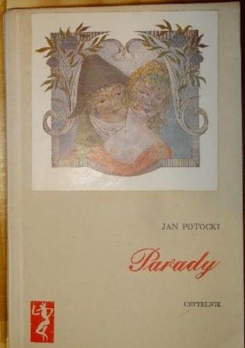 Okładka książki Parady