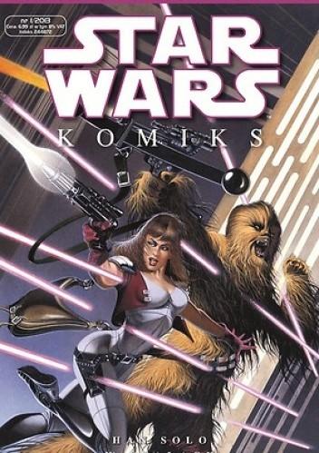 Okładka książki Star Wars Komiks 1/2013