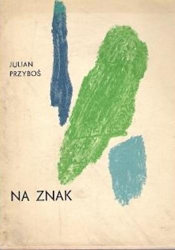 Okładka książki Na znak