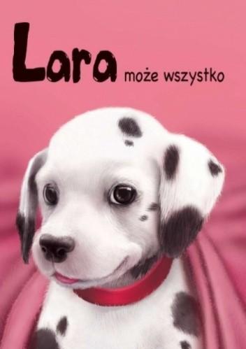 Okładka książki Lara może wszystko