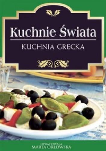 Okładka książki Kuchnie świata. Kuchnia grecka
