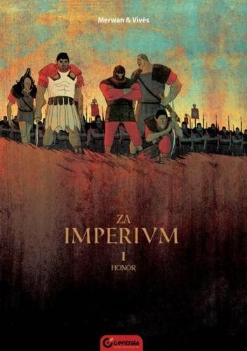 Okładka książki Za Imperium: Honor