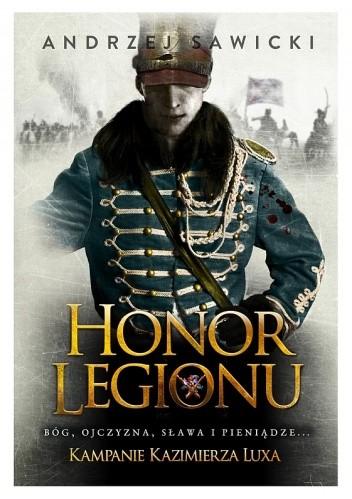 Okładka książki Honor Legionu