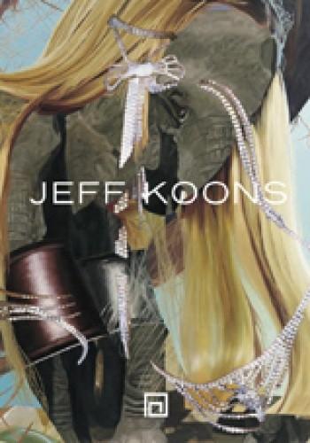 Okładka książki Jeff Koons