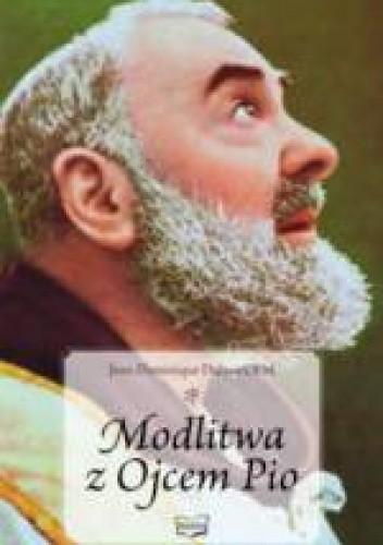 Okładka książki Modlitwa z Ojcem Pio