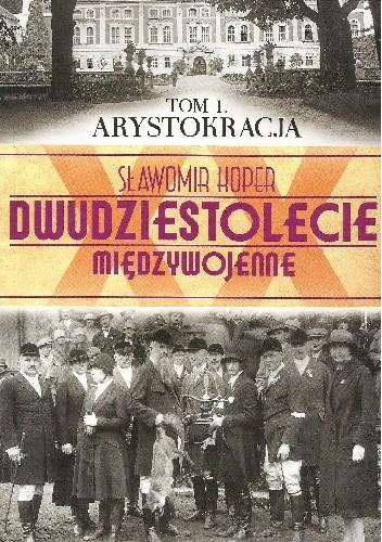 Okładka książki Arystokracja