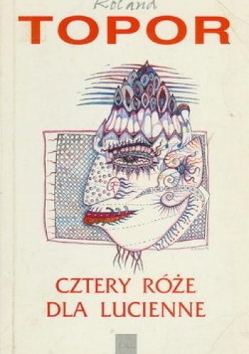 Okładka książki Cztery róże dla Lucienne