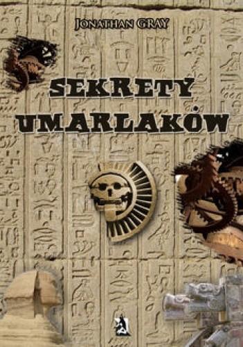 Okładka książki Sekrety umarlaków